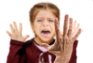 dziecko strach